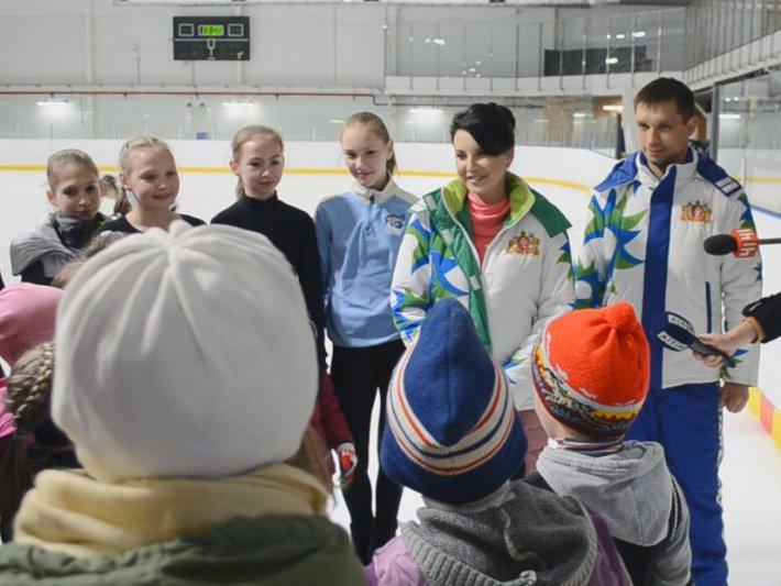 Ирина Слуцкая поддержала проект «Стоп-Диабет»