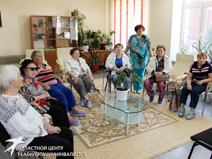 Реабилитационный спецкурс для участников еврейского центра