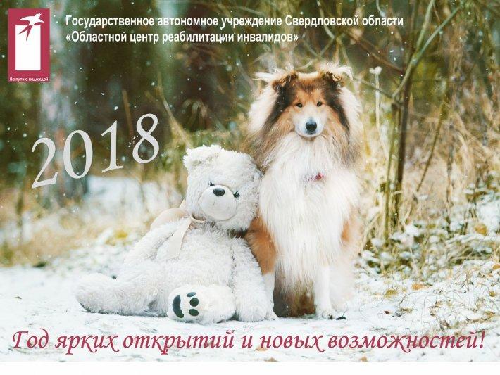 Новогоднее поздравление директора Центра Татьяны Оноховой