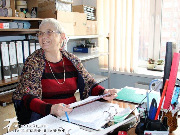Истории в лицах. Нина Тихоновна Чернопенева