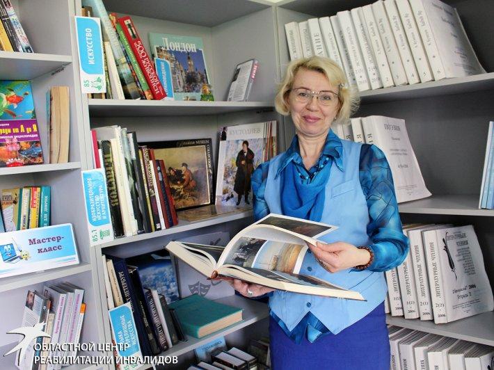 Людмила Ремарчук: уже в 7 лет я знала, что стану библиотекарем