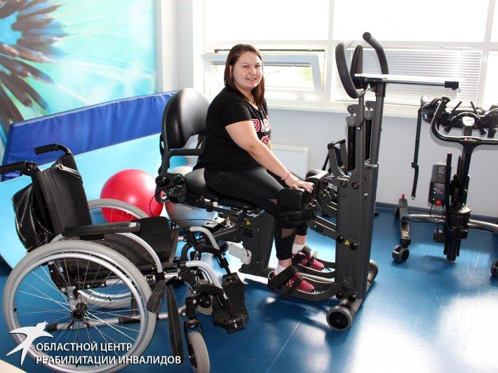 Реабилитация в ОЦРИ помогает найти профессию. История Венеры Динмухаметовой