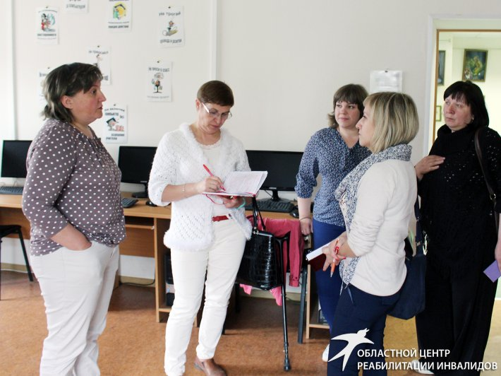 Новые 1000 квадратных метров для реабилитации инвалидов в Свердловской области