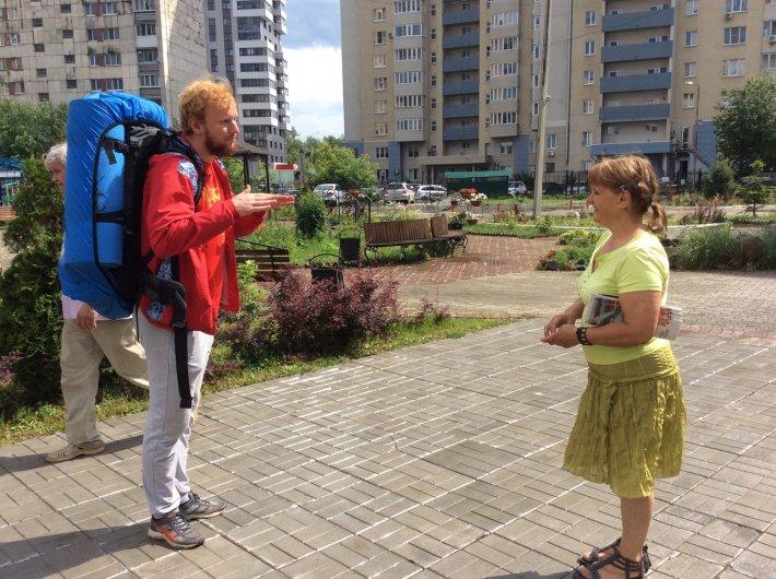 Из Владивостока в Москву на электричках