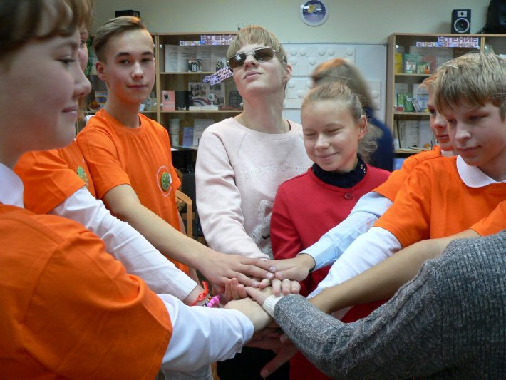 В Екатеринбурге прошла социальная акция «Мы вместе»