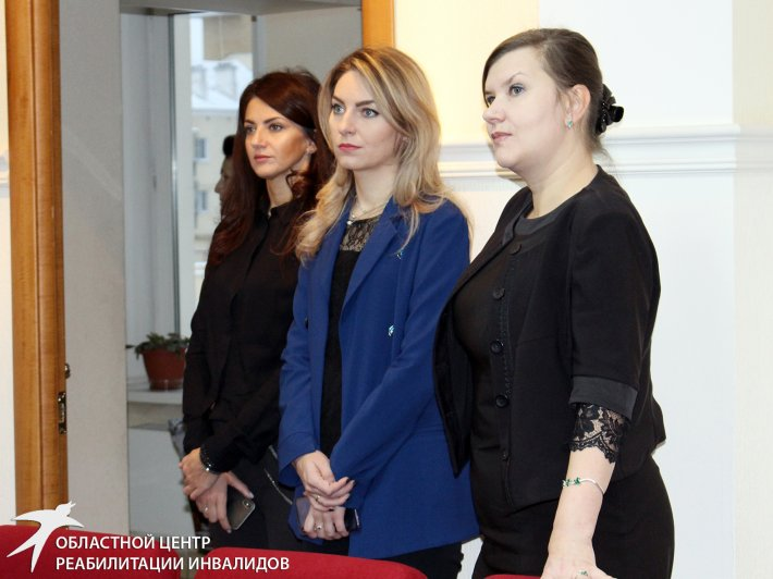 Областной центр реабилитации инвалидов посетили коллеги из Ханты-мансийского автономного округа – Югры