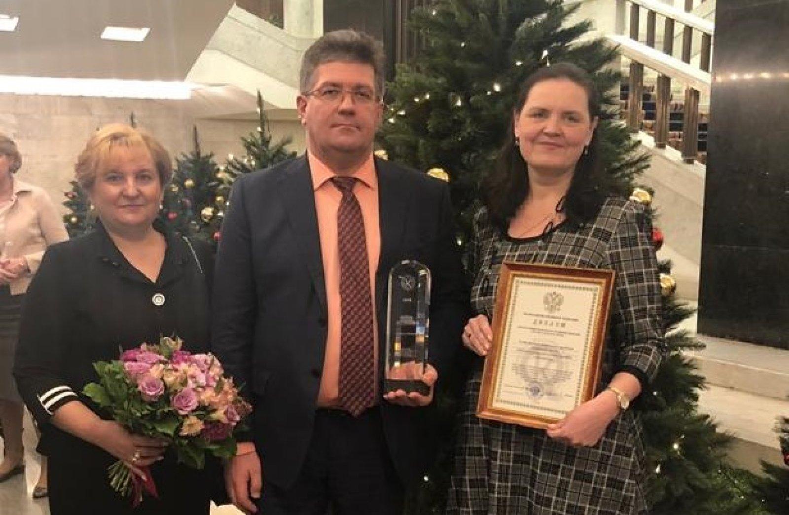 Свердловский центр реабилитации победил в конкурсе Правительства РФ в области качества