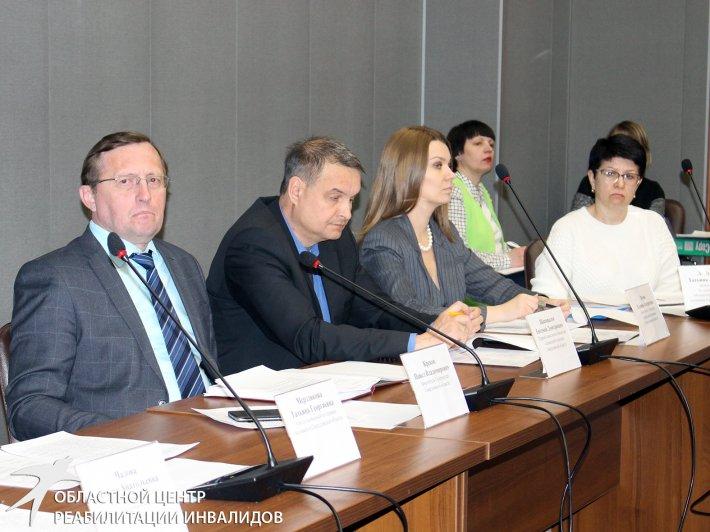 Вопросы трудоустройства инвалидов обсудили на заседании Совета при Губернаторе Свердловской области