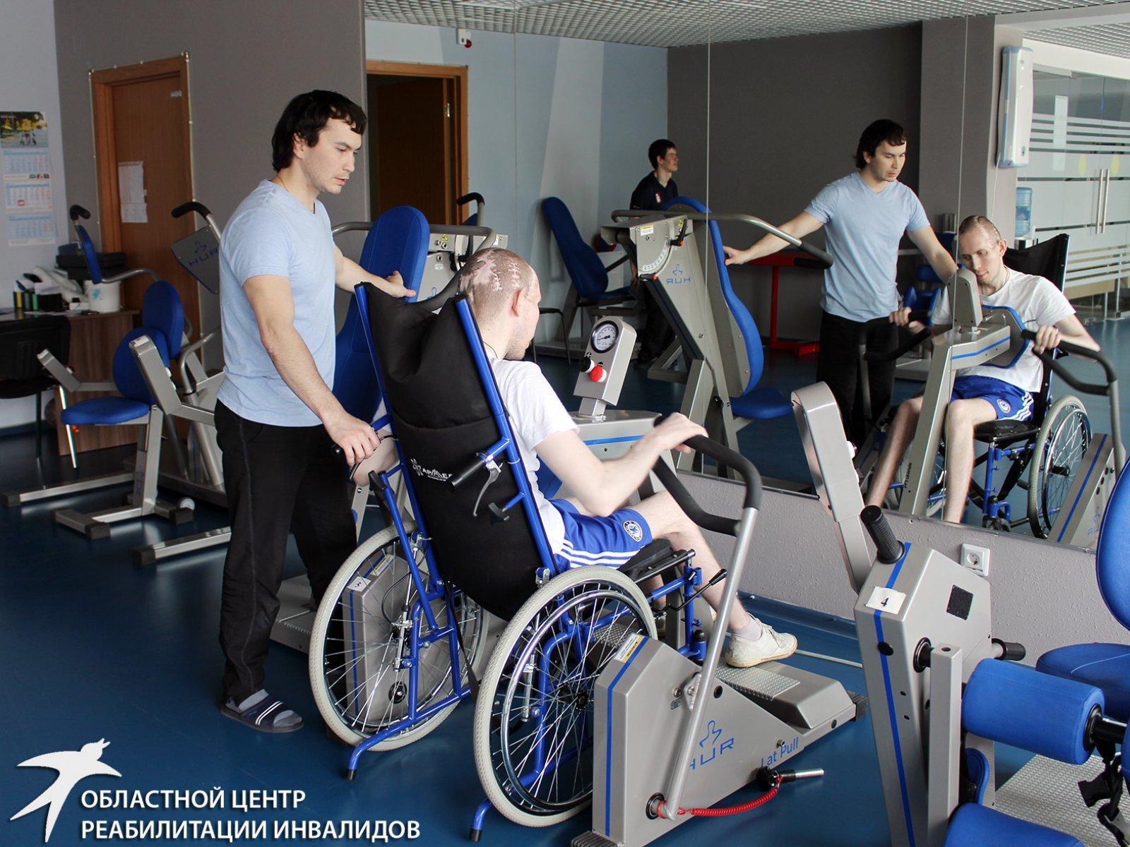 Областной Центр реабилитации инвалидов – глоток свежего воздуха в рутинных буднях Александра Коломийца и его семьи