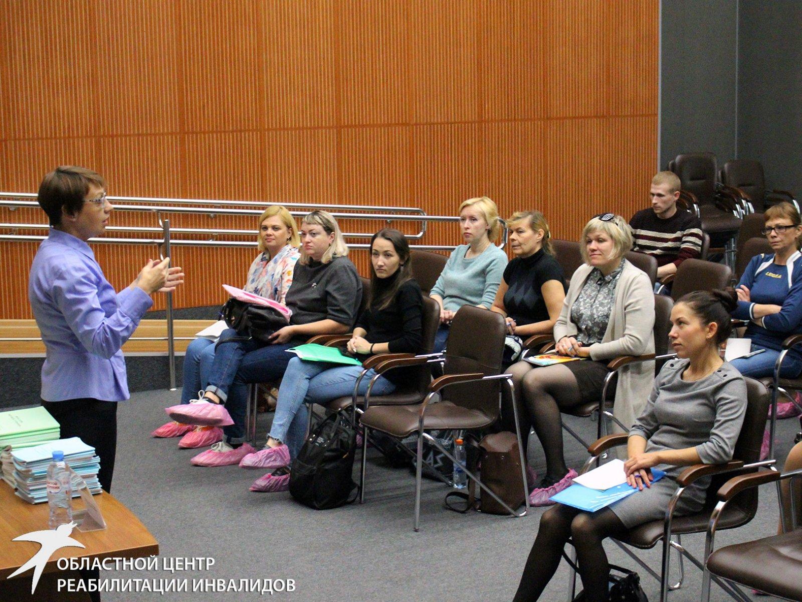 Растет число специалистов соцсферы, владеющих базовыми знаниями жестового языка