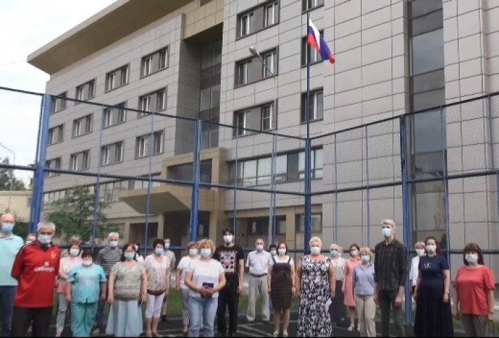 Поддержим акции в честь Дня России