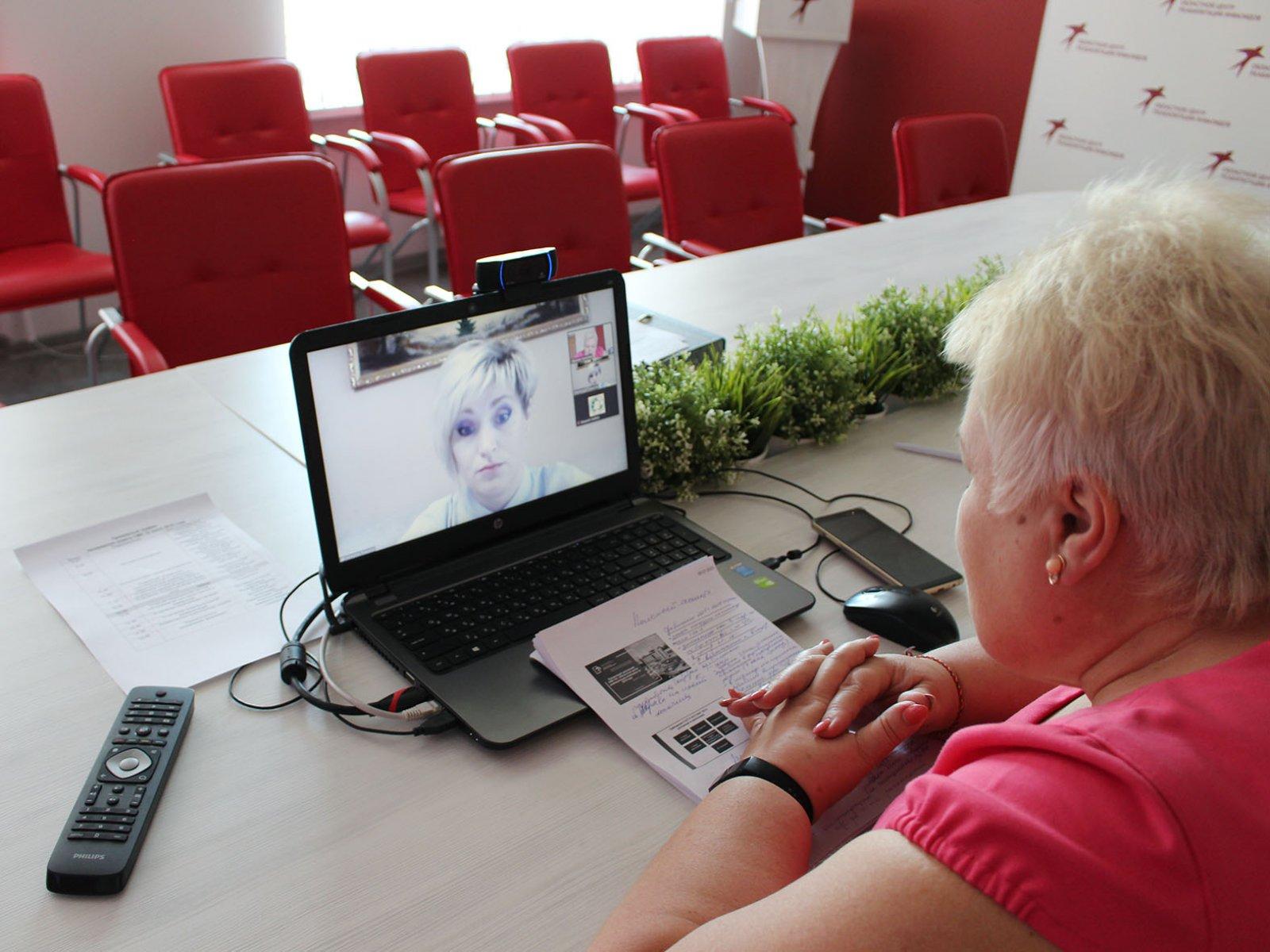 Впервые в Областном центре реабилитации инвалидов сертификационный аудит СМК прошел в онлайн режиме