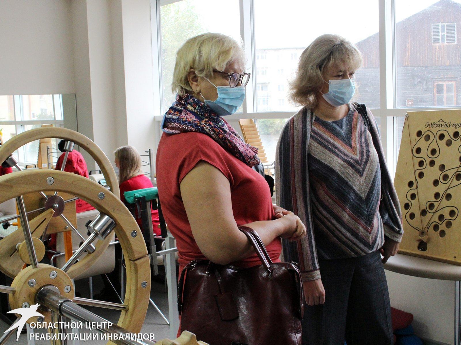 Планируется открытие Южного филиала Областного центра реабилитации инвалидов