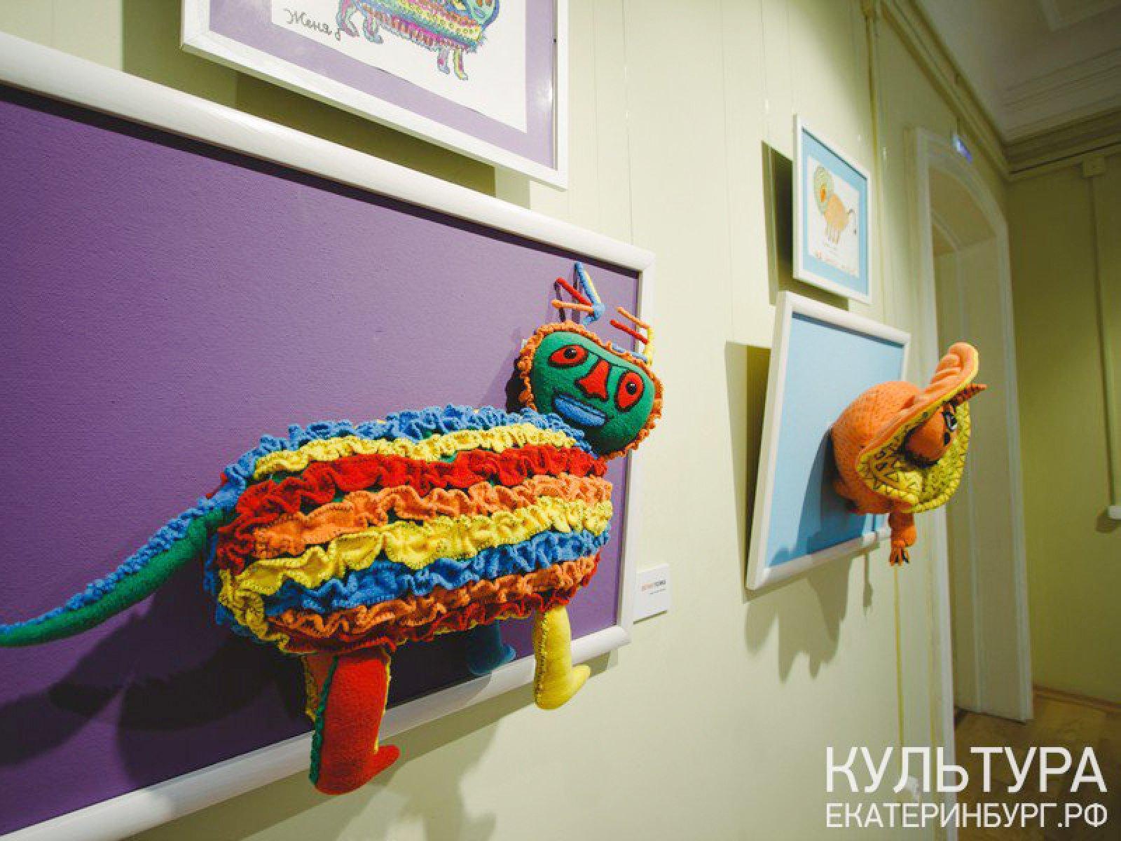 Инклюзивная выставка «От модерна к русскому авангарду» приехала в Екатеринбург
