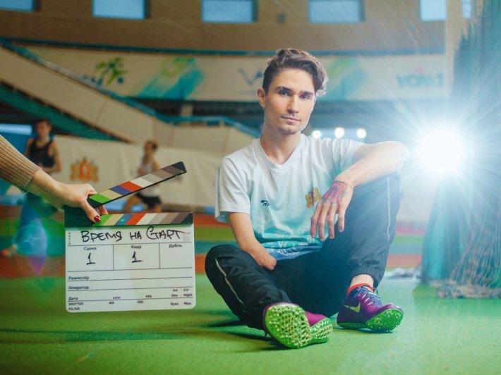 Время на старт: о молодых уральских спортсменах с ограниченными возможностями здоровья снимут сериал