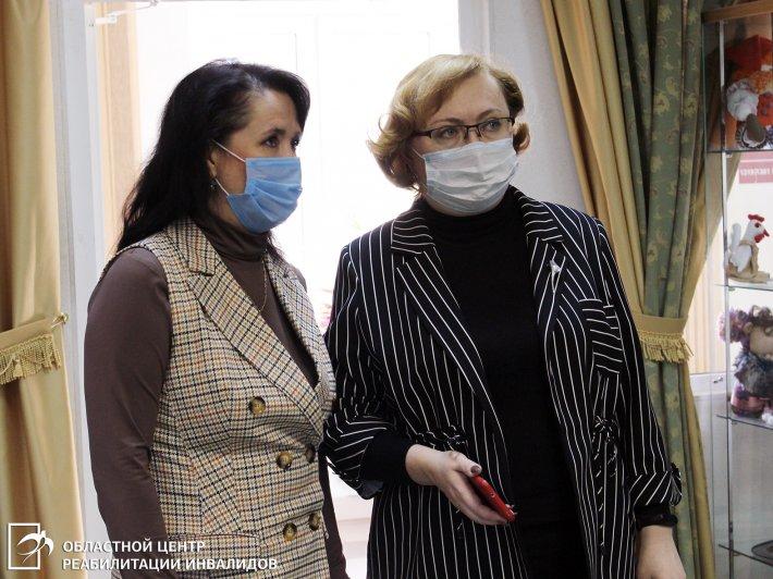 Коллеги из Воронежа перенимают опыт Свердловской области в вопросах оказания социальных услуг