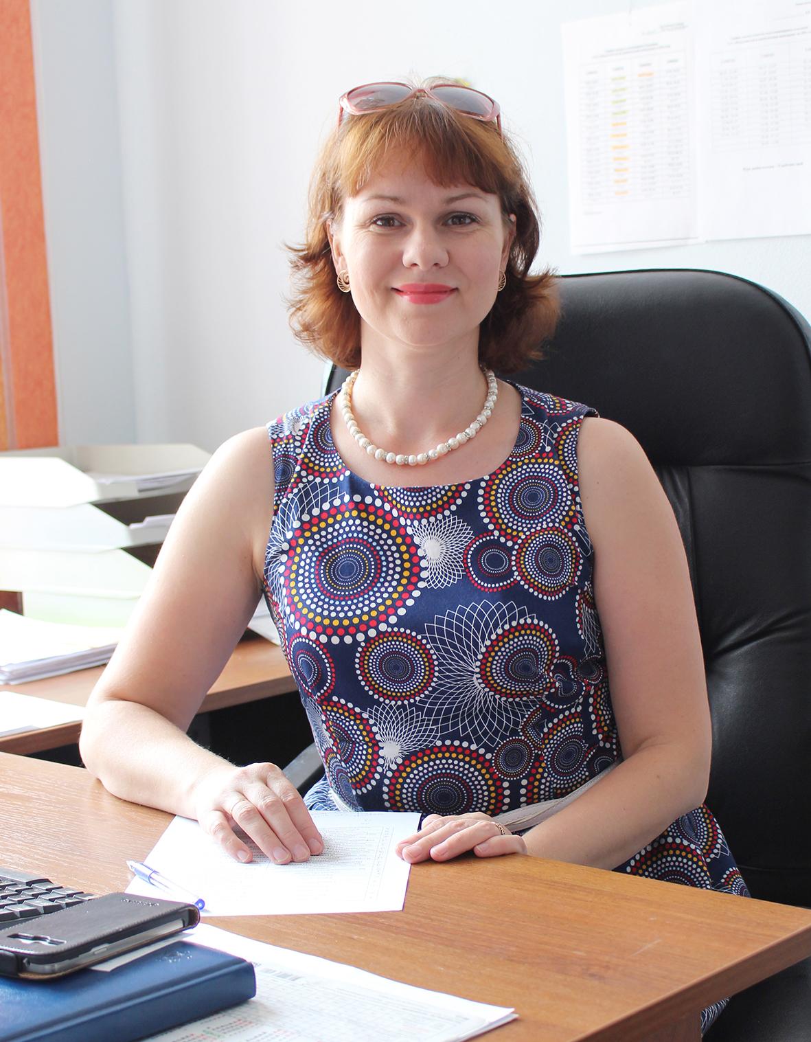 Камелина Ольга Сергеевна