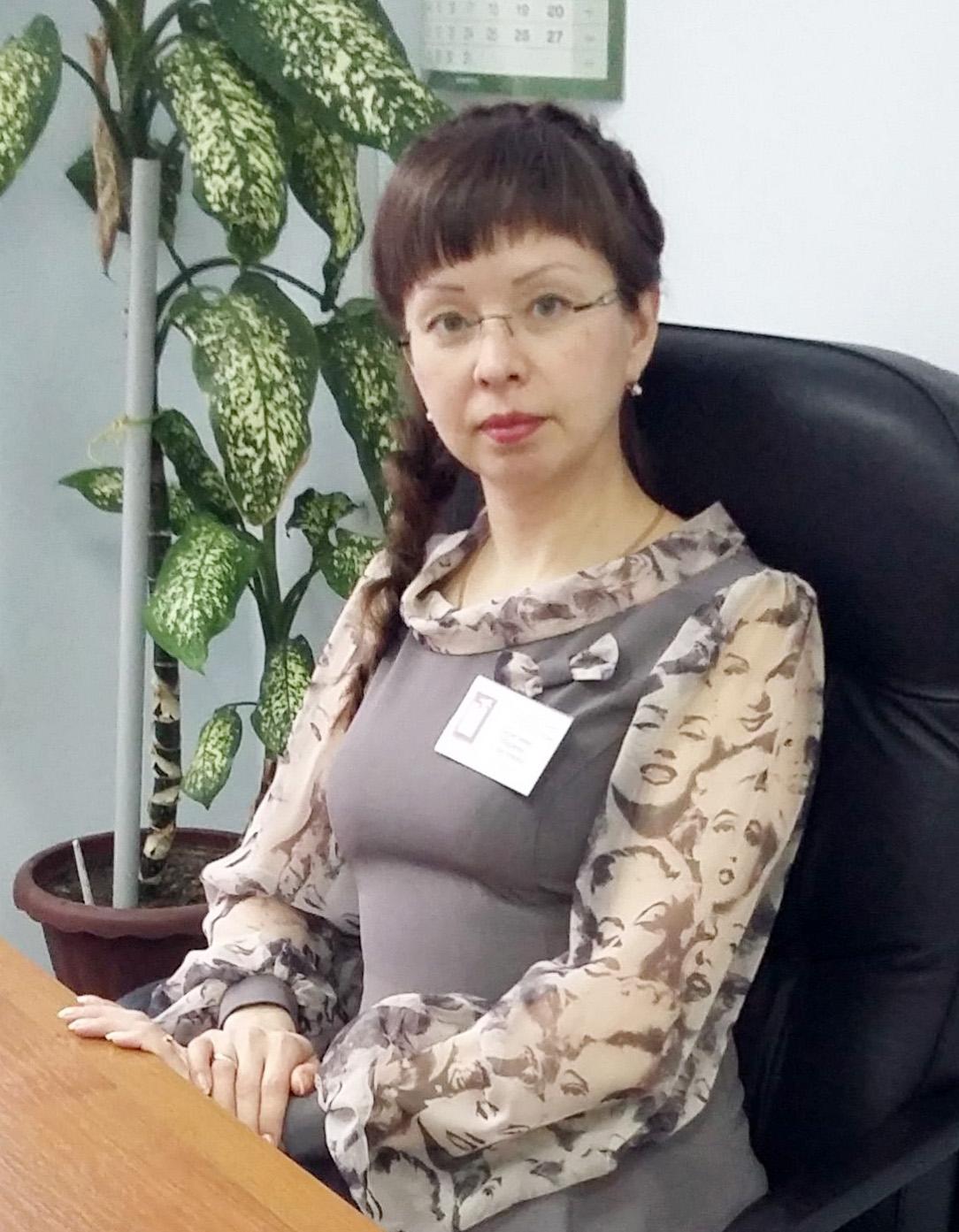 Березина Марина Сергеевна