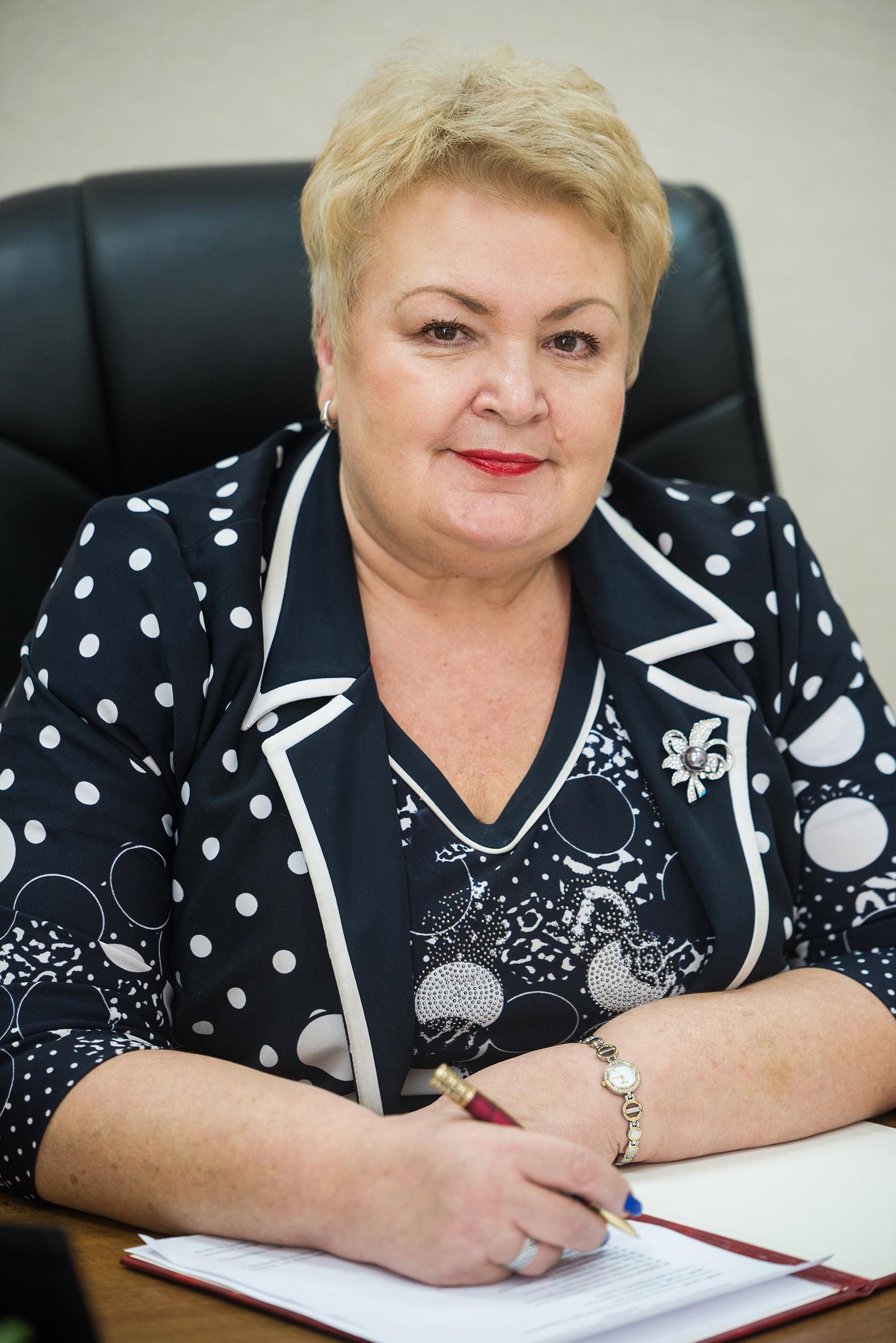 Онохова Татьяна Сергеевна