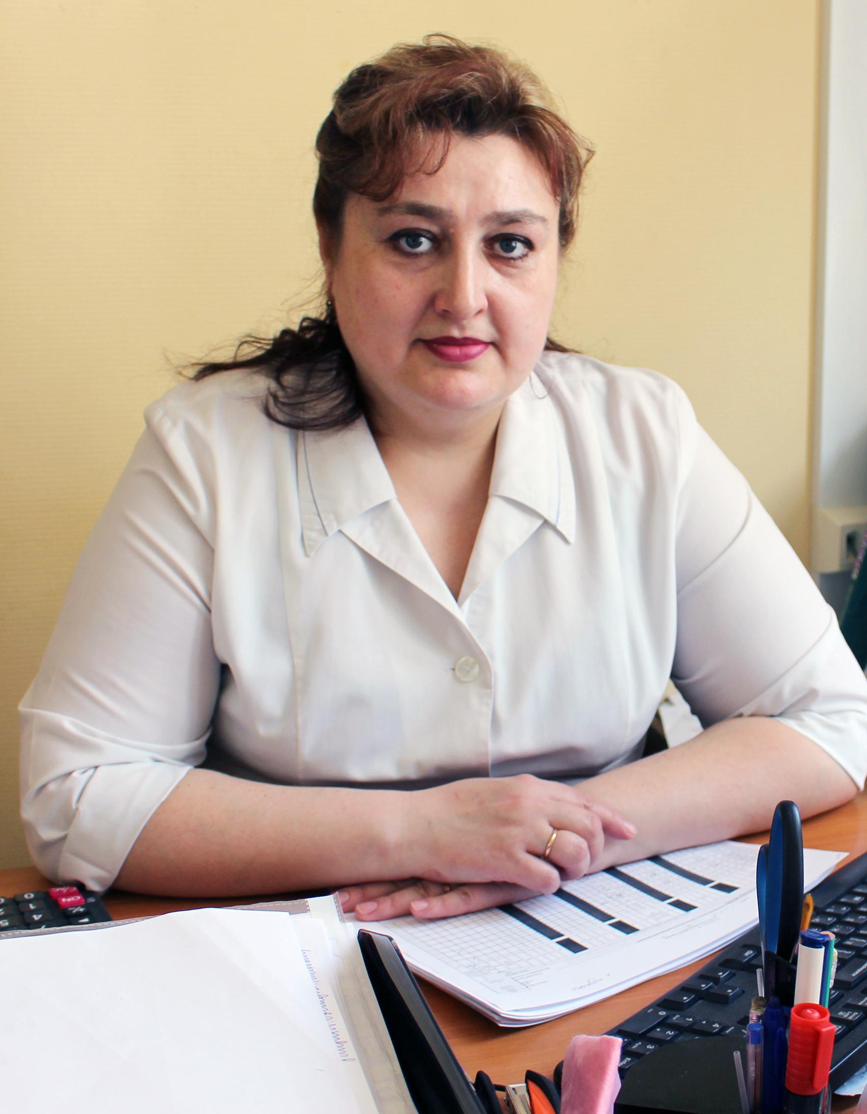 Ахматова Римма Усмановна