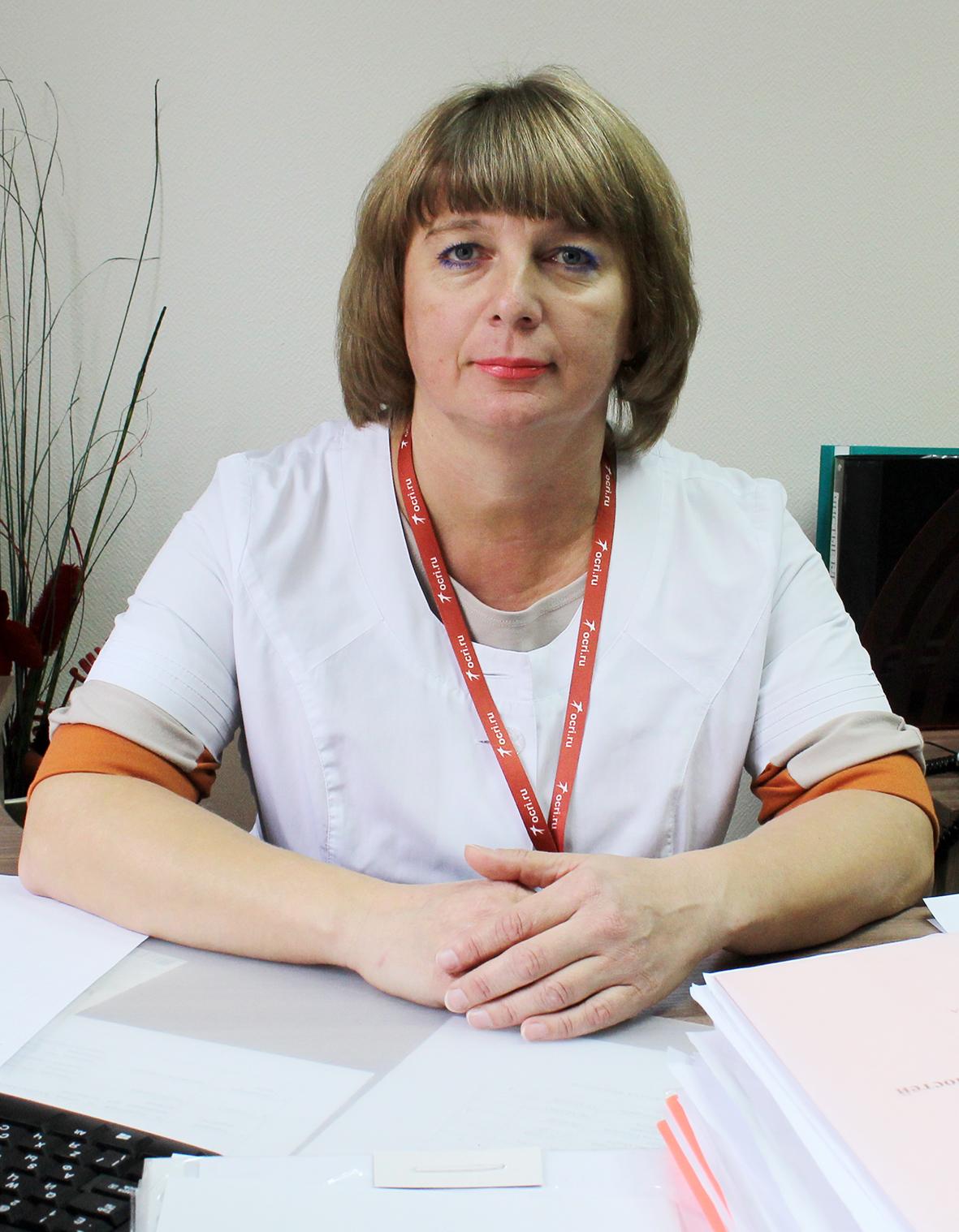 Куклина Ольга Алексеевна